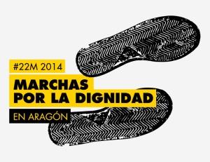 Marchas por la dignidad - Aragón